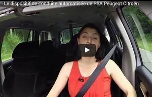 Peugeot Voiture Autonome : la voiture autonome de peugeot citro n voiture autonome ~ Voncanada.com Idées de Décoration
