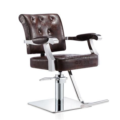 european high end salon chair barber haircut hydraulic