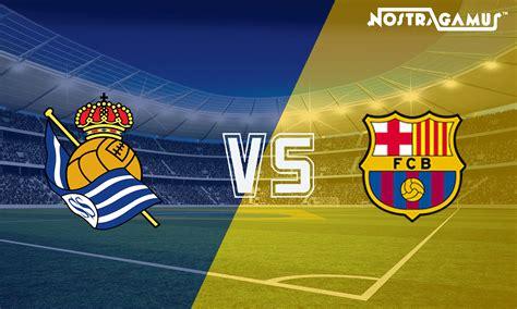 Barcelona vs Real Sociedad: La Liga Predictions | Nostragamus