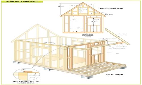 cabin designs free wood cabin plans free cabin floor plans free bunkie plans