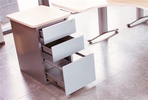 caissons de bureau steelnovel ergonomie des postes de travail de demain