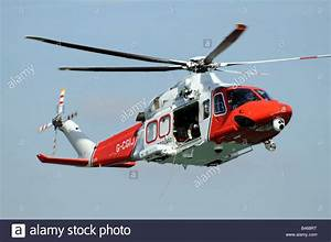Coast Guard search and rescue helicopter on exercise ...