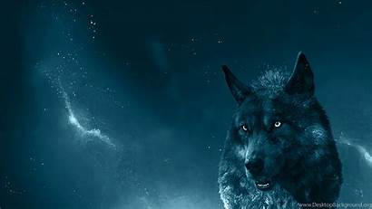 Neon Wolf Wallpapers Wallpaperplay