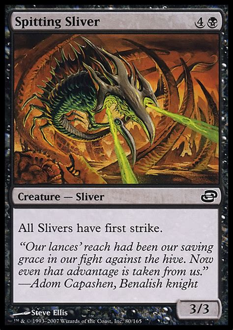 Magic The Gathering Sliver Deck Modern by Proxies For Deck Quot Sliver Command Quot Deckstats Net
