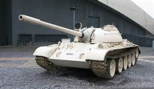 T54 55 Tank