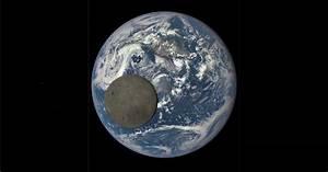 Moon Photobombs Earth In Photo Taken From NASA Satellite 1 ...