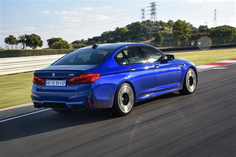 Bmw Launch by Bmw M5 2018 Launch Review Cars Co Za