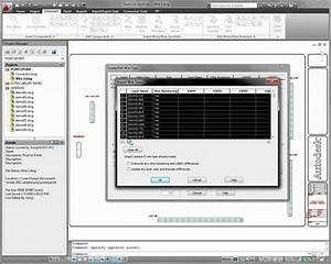Autocad Electrical 2011 Wire Diagram Productivity