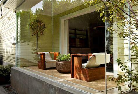 indoor terrace gardens