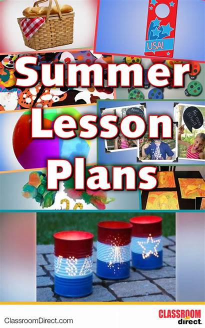 Lesson Plans Preschool Summer Daycare Kindergarten Themes