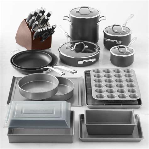 bakeware cookware calphalon sonoma williams cutlery