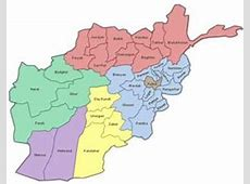 Geography for Kids Afghanistan