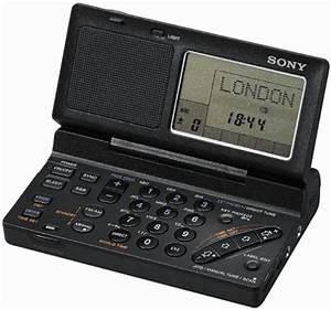 Short Wave Radio Online Stores  Sony Icf Fm