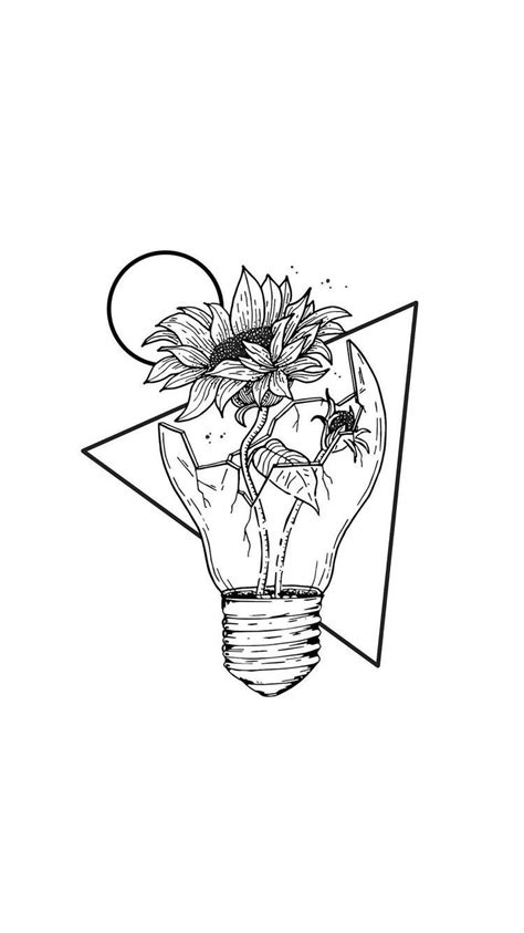 Pin by Iya on Aesthetic Wallpapers | Sketches, Tattoo