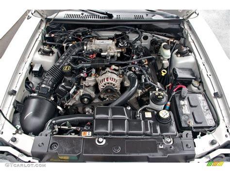 4 6 Liter Sohc Engine Diagram by 2003 Ford Mustang Gt Convertible 4 6 Liter Sohc 16 Valve