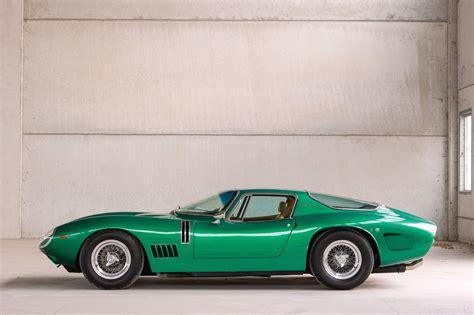 1968 Bizzarrini 5300 Gt Strada Alloy