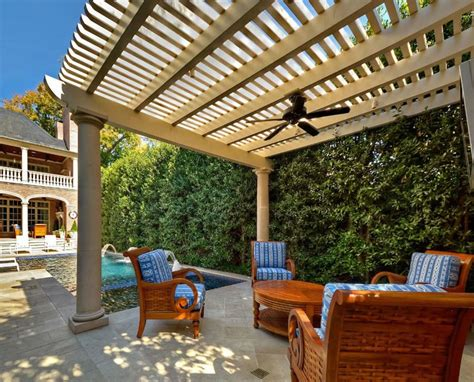 Backyard Pergola Ideas - pergola and patio cover ideas landscaping network