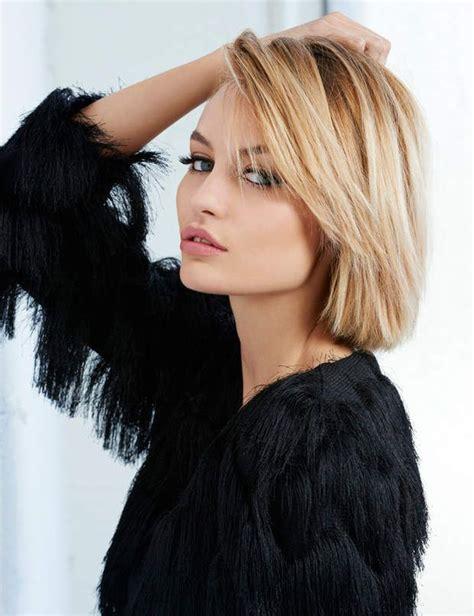 idee tendance coupe coiffure femme   le carre