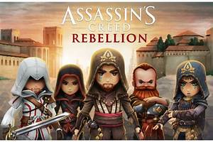 Ubisoft's Assassin's Creed Rebellion coming to Android and ...