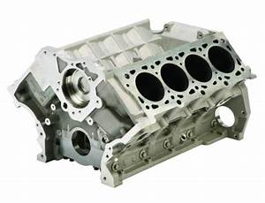 5 8l Mustang Shelby Gt500 Aluminum Engine Block And Head