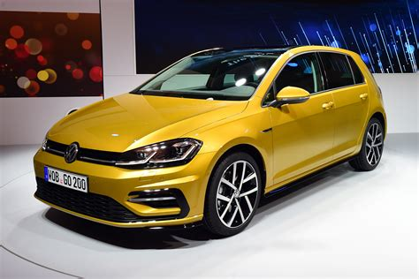 New 2017 VW Golf: prices and specs announced
