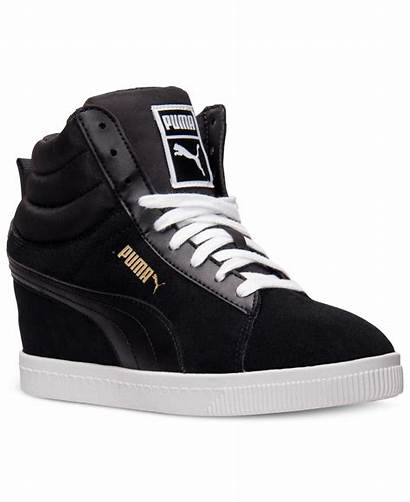 Sneakers Puma Wedge Casual Classic Line Finish
