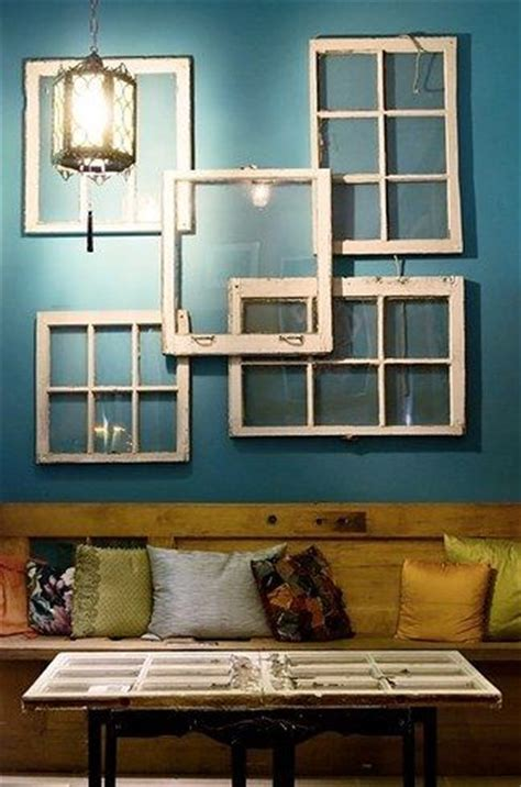 Decorating Ideas Using Window Frames by Repurpose Windows With These 3 Easy Diys The Window Seat