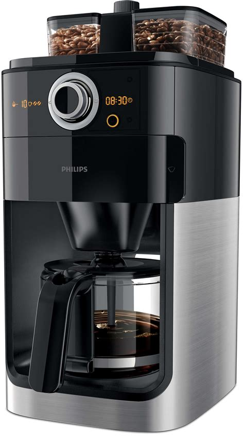 Coffee manual coffee maker is one of the best cheap coffee machines currently available to purchase. Grind & Brew Coffee maker HD7762/00   Philips