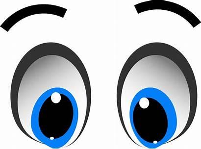Eyes Transparent Cartoon Background Expression Comic Backgrounds