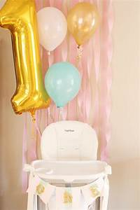 Party Reveal: Hot Air Balloon Birthday Party - Project Nursery