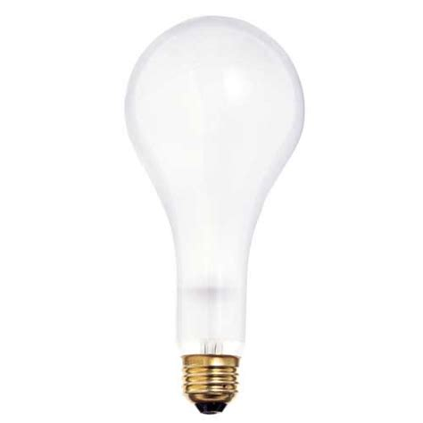 philips 281774 8 97 300m if 300w ps25 frosted medium