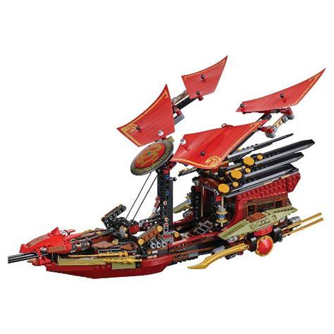 Lego Ninjago Boat Target by Lego 174 Ninjago Destiny S Bounty 70738 Target
