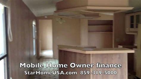 mobile home trailer  sale  owner  finance campbellsville kentucky ky youtube