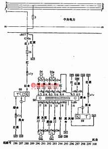 Santana 2000 Fuel Injection Motor Car Radio Automatical
