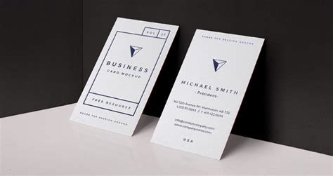 Psd Business Card Mock-up Vol27 Free Graphic Design Business Card Templates Cdr File Download Executive Holders Layout Freepik Frame Famous Ai For Masters Degree