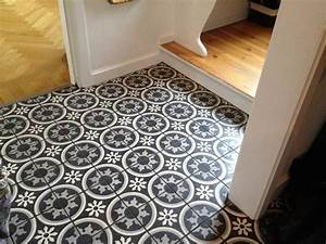 Carrelage Imitation Carreau Ciment : carrelage imitation carreaux de ciment un grand retour ~ Premium-room.com Idées de Décoration