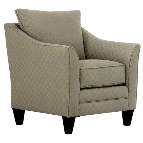 city furniture lulu gray fabric accent chair
