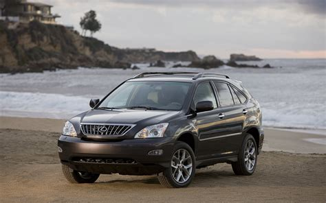 lexus jeep 2010 lexus rx 350 2010 widescreen exotic car picture 01 of 14