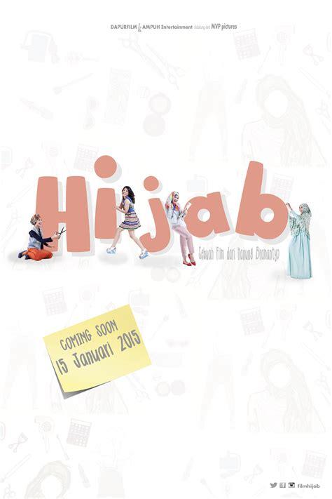 hijab rilis poster teaser  bikin kamu penasaran kapanlagicom