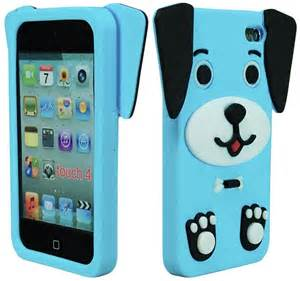 iPod Touch 4th Generation Animal Cases