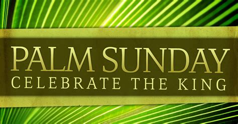 Daily Catholic Devotions Palm Sunday Of The Passion Of