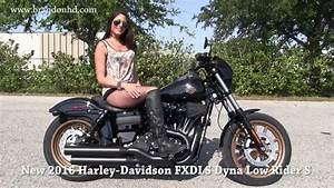 Harley Low Rider S : 2016 harley davidson dyna low rider s 110 engine with cruise control youtube ~ Medecine-chirurgie-esthetiques.com Avis de Voitures