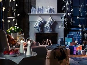 Guirlande Lumineuse Salon : d coration lumineuse pour no l illuminez votre d co ~ Melissatoandfro.com Idées de Décoration