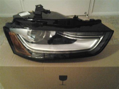 find 2012 2013 2014 audi a4 s4 hid xenon headlight right