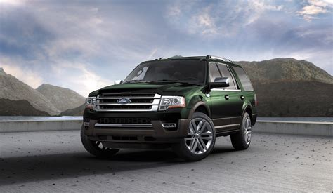 2016 Ford Expedition Safety Review And Crash Test Ratings