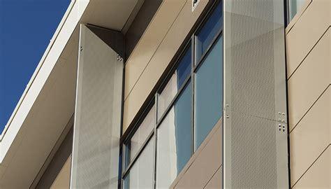vertical sunshades exterior sunshades