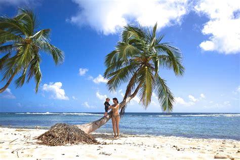 Das Baby Im Paradies. Unser Karibik Urlaub Mit Kleinkind