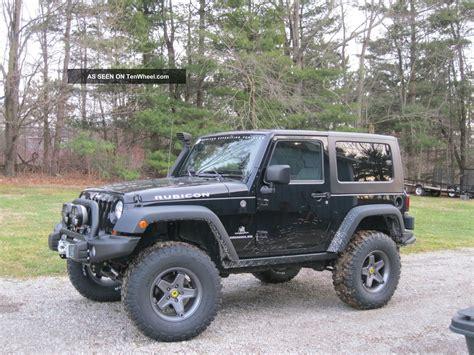 wrangler jeep 2 door 2008 aev jeep wrangler rubicon sport utility 2 door 3 8l