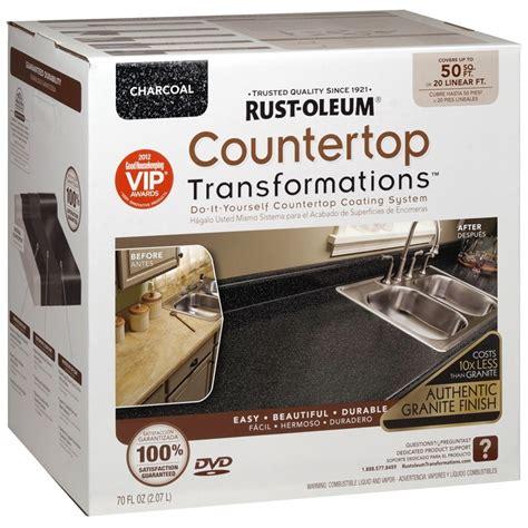 rust oleum countertop refinishing kit rust oleum charcoal countertop transformation kit