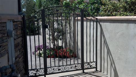iron gates  fence smith